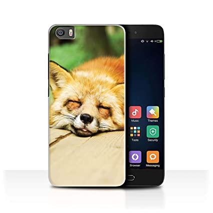 Amazon.com: eSwish XIAMI5 - Funda para teléfono móvil ...