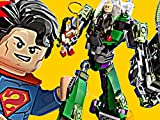 Clip: Superman vs. Power Amor Lex Luthor