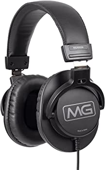 Musicians Gear MG900 Over-Ear 3.5mm Wired Studio Headphones