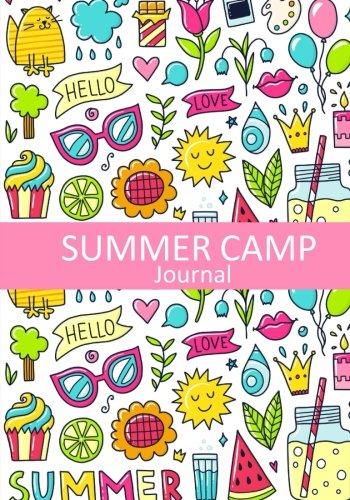 Summer Camp Journal: Summer Camp Book/Notebook/Journal/Keepsake Memory Book (Summer Journals for Kids)