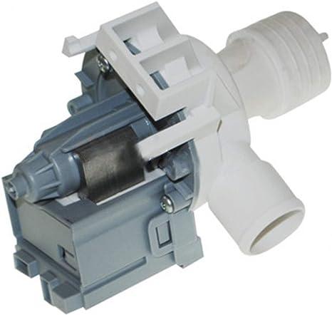 Spares2go - Carcasa para filtro de bomba de drenaje para lavadora ...