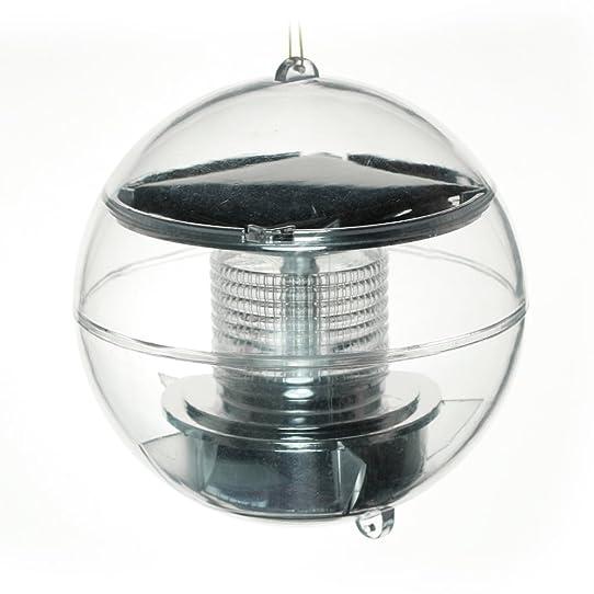boule flottant solaire étang LED lampe de jardin bassin color ...