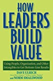 img - for Why the Bottom Line Isn't: How to Build Value Through People and Organization book / textbook / text book