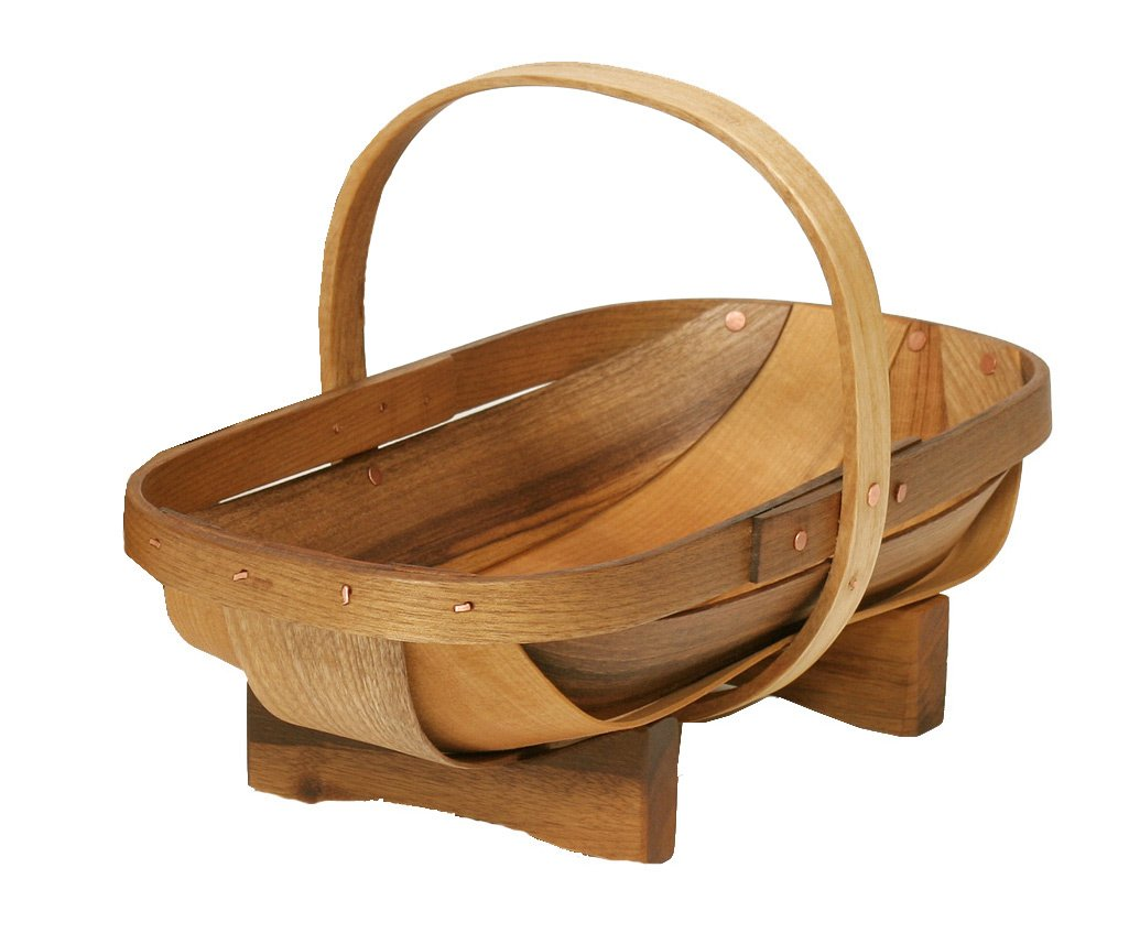 Amazon.com: Wooden Garden Trug - Small: Garden & Outdoor
