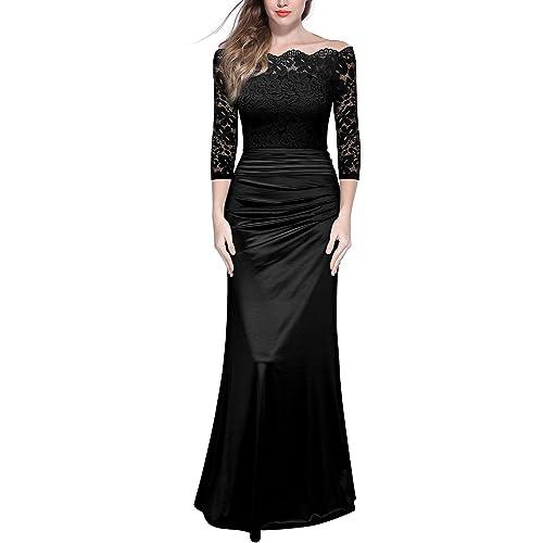 Black Ball Gown Dress: Amazon.co.uk