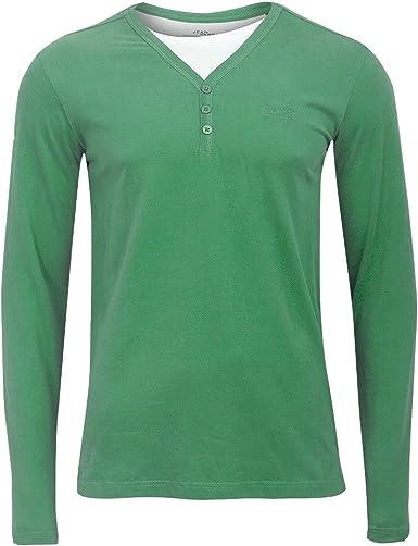 Amazon.es: camisa verde mujer: Ropa