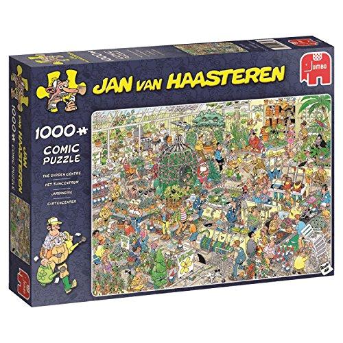 Jan van Haasteren 19066 Garden Centre 1000 Piece Jigsaw Puzzle ()