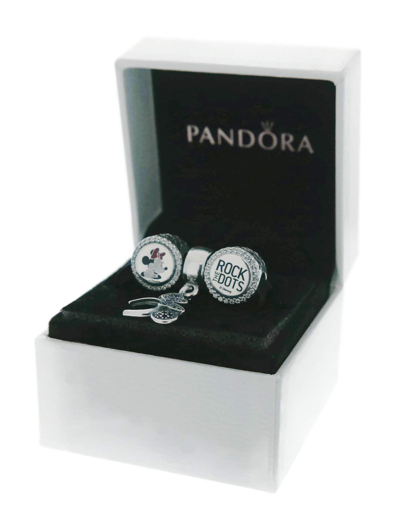 PANDORA Disney Minnie Mouse Rock The Dots Gift Set, B800751