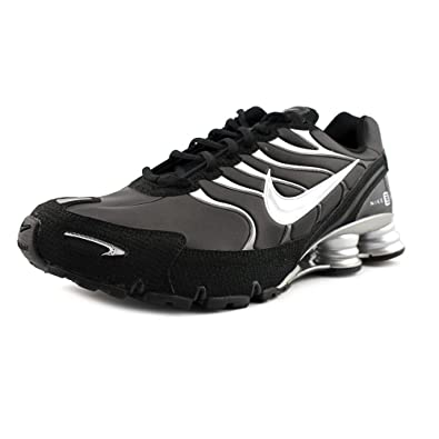 buy online 885a8 491a2 Nike Shox Turbo VI SL Running Shoes Mens  Amazon.co.uk  Shoes   Bags