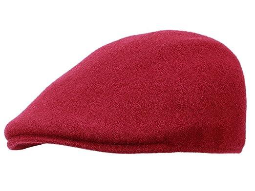 Kangol - Basco scozzese - Uomo Rosso rosso  Amazon.it  Abbigliamento 03dc5de24e10