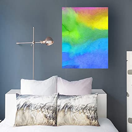Amazon Com Canvas Prints Wall Art Stretched Framed Abstract