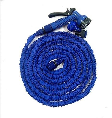 125FT 100FT 150FT Tubo Flessibile Tubo Estensibile per Giardino Raccordi per Tubi Flessibili e ugello per nebulizzazione 7-Pattern 25FT 75FT 50FT HOMEWO Tubo da Giardino