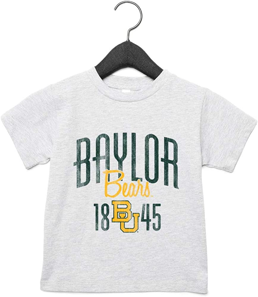 NCAA Baylor University Bears 01AMGA13 Toddler Short Sleeve Tee
