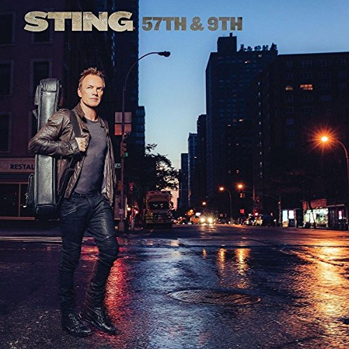 Sting - 57th & 9th (Deluxe version) - Zortam Music