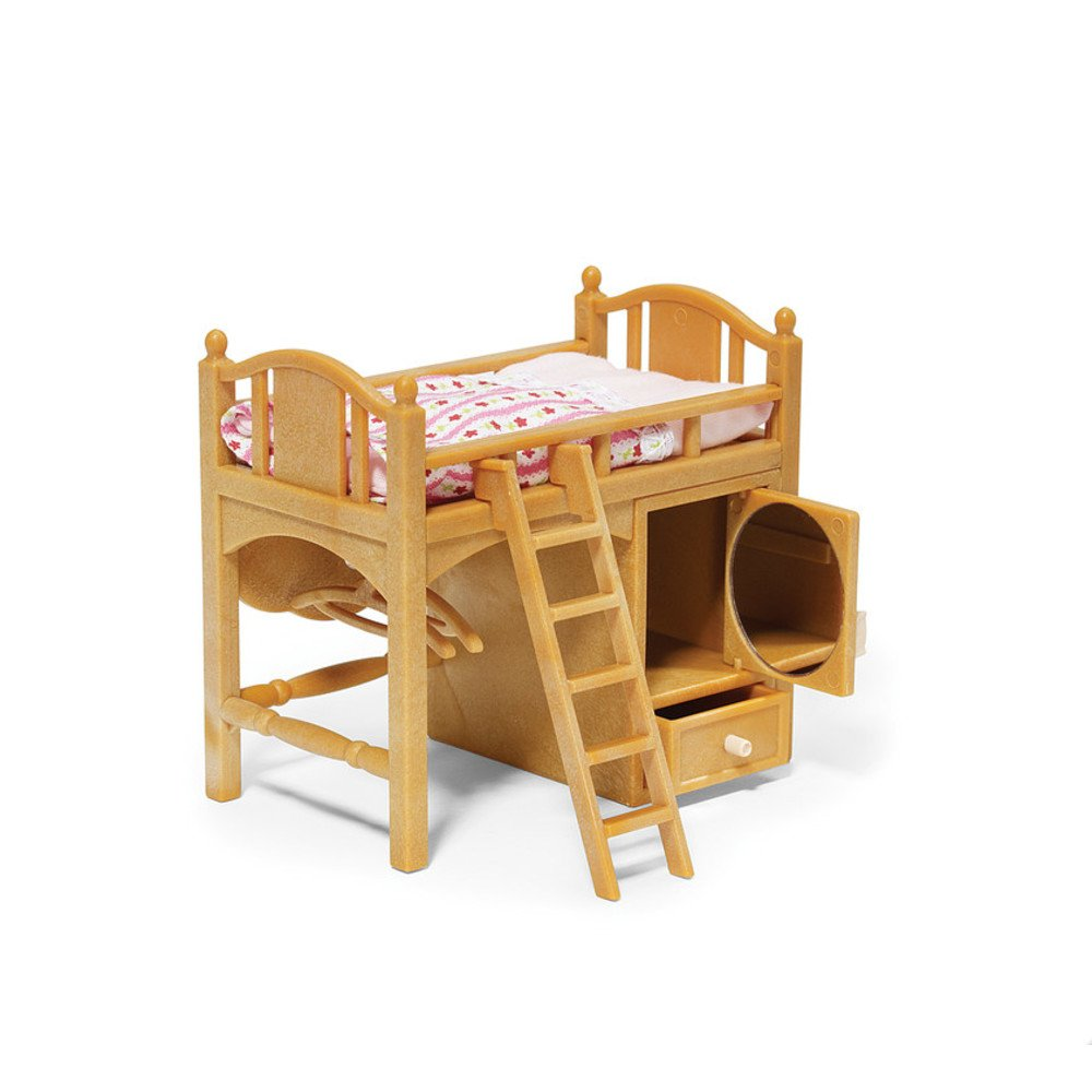 Calico Critters Loft Bed International Playthings CC2618