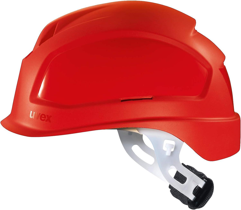 Uvex Pheos E-S-WR - Casco Protector sin ventilación para ...