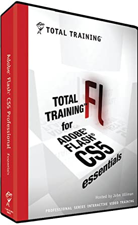 Total Training for Adobe Flash Professional CS5 Essentials (PC/Mac)