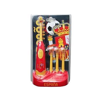 Cepillo electrico dientes Seleccion Española: Amazon.es: Juguetes y juegos