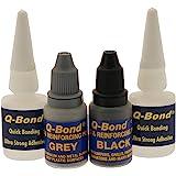 Q-Bond - Kit Adhesivo con partículas de refuerzo y relleno: Amazon.es: Coche y moto
