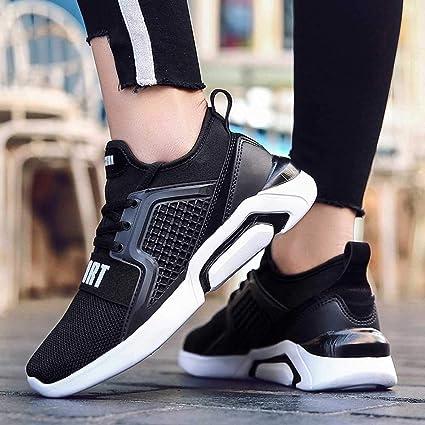 Zapatos de viaje para Mujer,BBestseller Calzado Deportivas de Mujer Sneakers Cuña Botines Casual plataforma de Malla Zapatos: Amazon.es: Ropa y accesorios