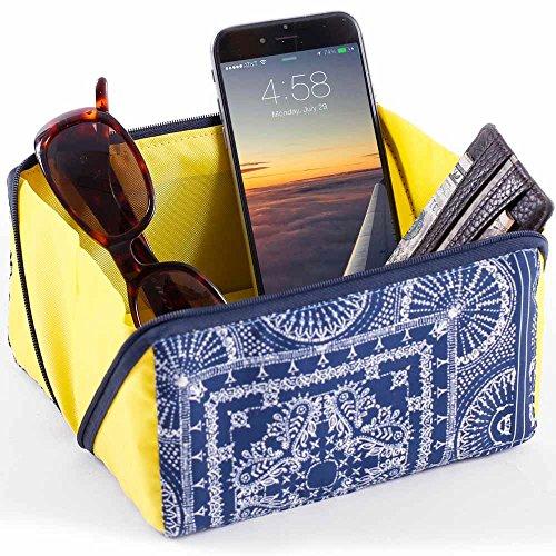 Folding Travel Bandana Travel Valet