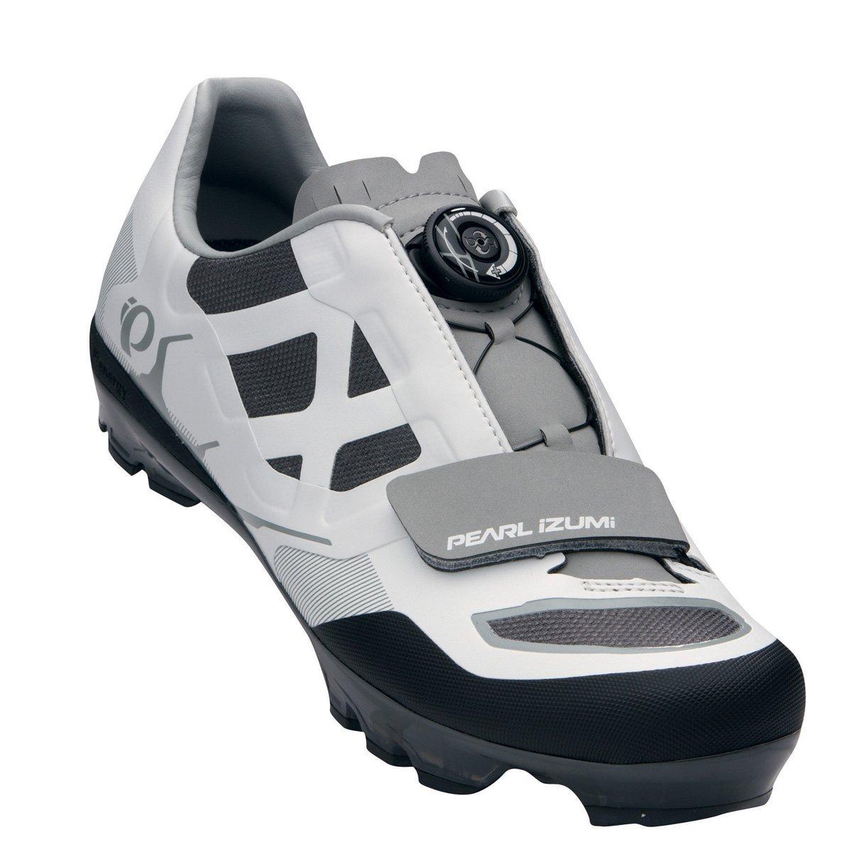 [パールイズミ] レディースW x-project 2.0 Cycling Shoe 38.5 M EU / 7.2 B(M) US ホワイト/ブラック B00M03RNBY