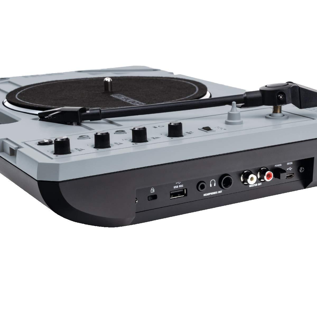 Amazon.com: Reloop Spin, sistema de tocadiscos portátil ...
