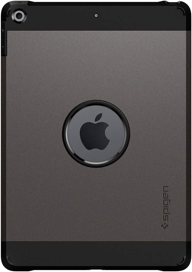Spigen Tough Armor Designed for iPad 10.2 Case, iPad 8th Generation Case (2020) / iPad 7th Generation Case (2019) - Gunmetal