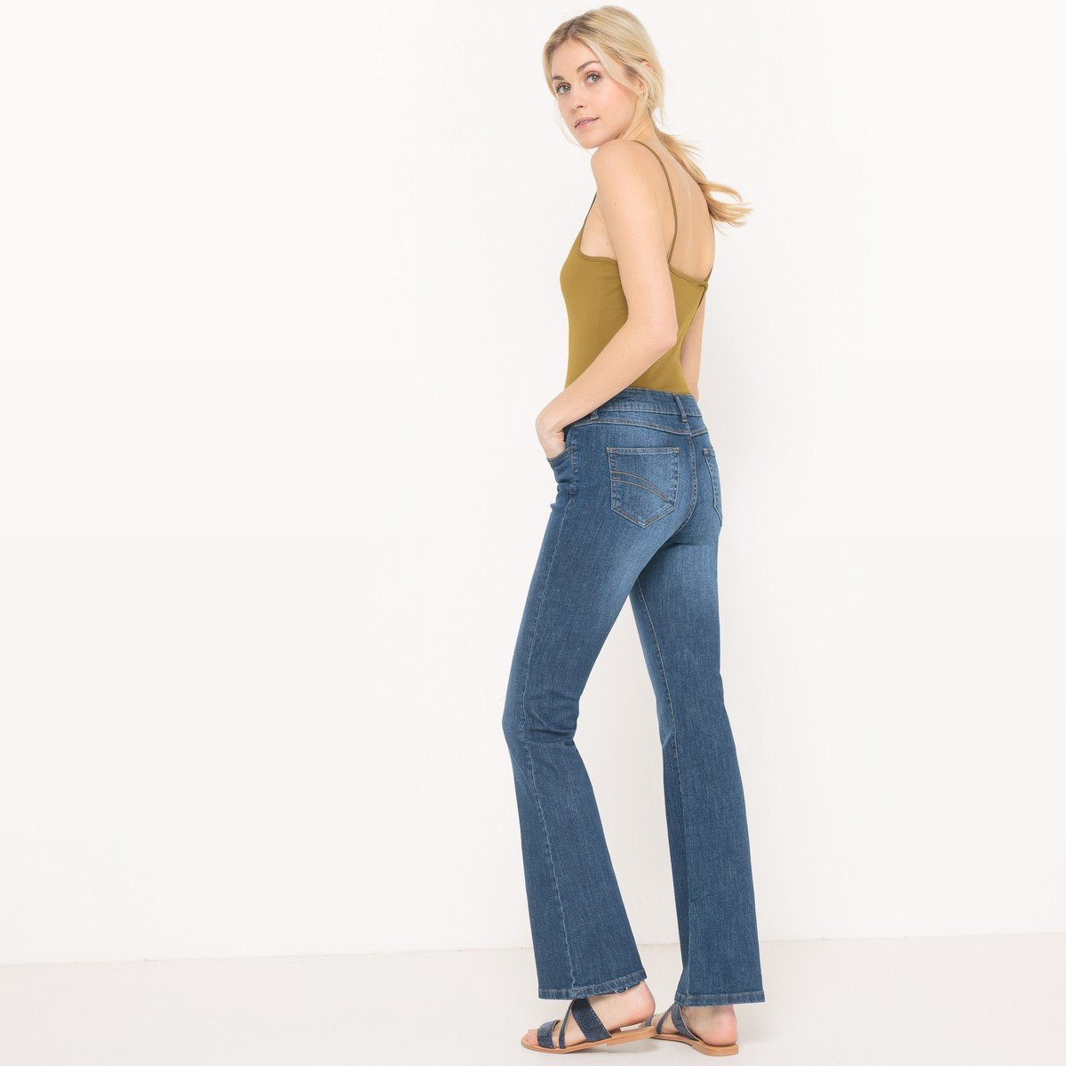 La Redoute Collections Donna Jeans Bootcut