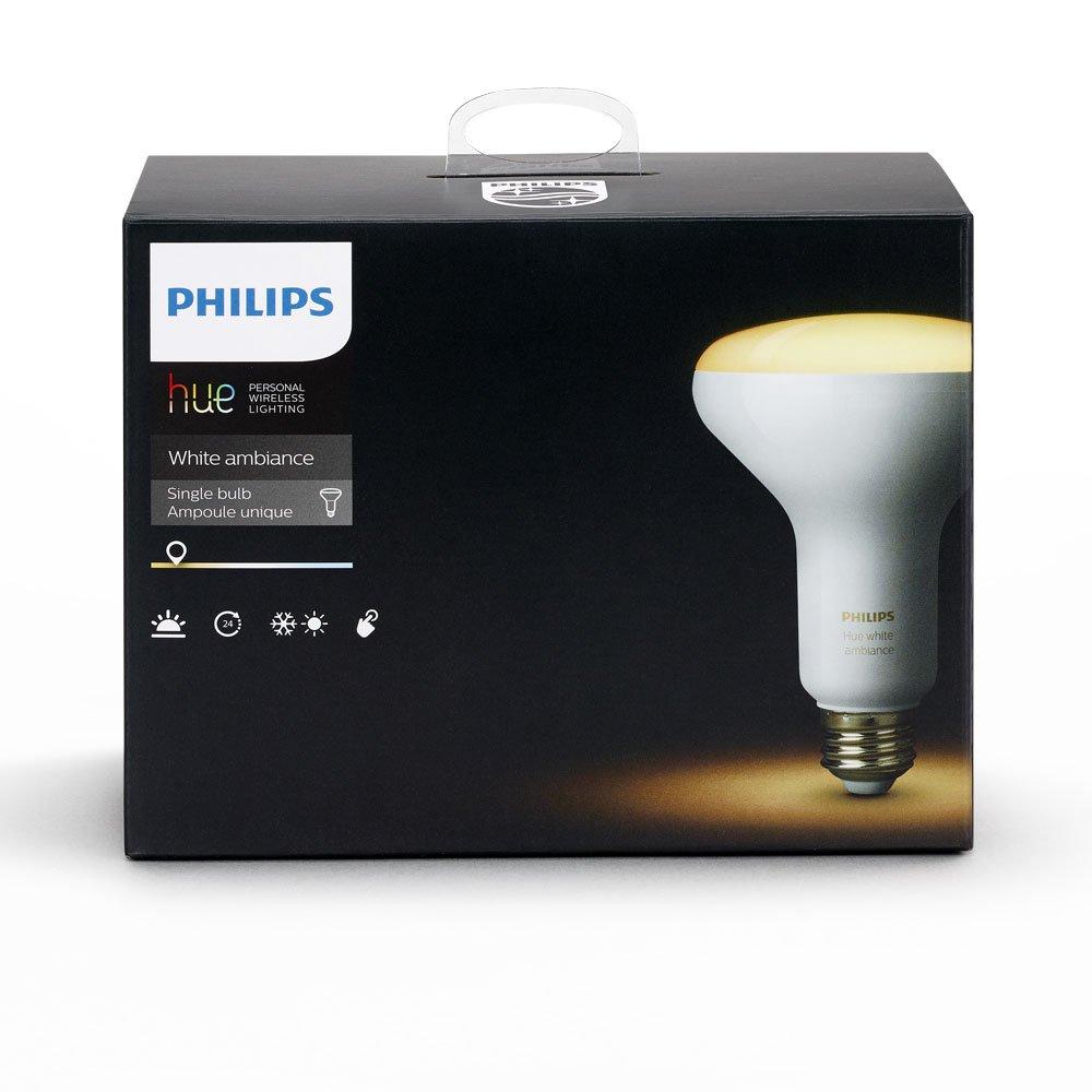 Philips Hue White Ambiance BR30 Single Bulb
