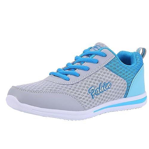 Beladla Zapatillas Running Deportivas De Mujer Running Zapatillas Trail Gym Sneakers a3281a