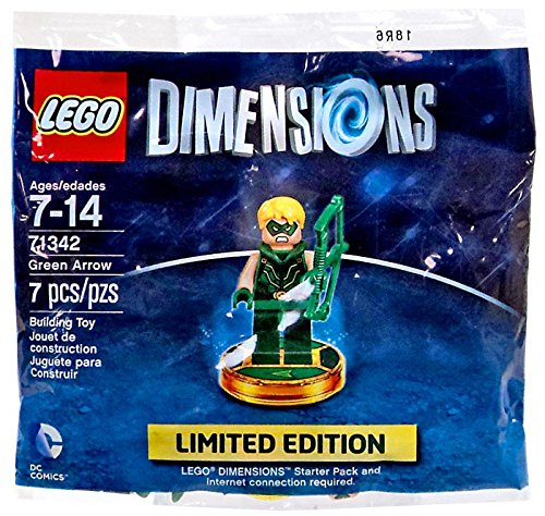 LEGO Dimensions Green Arrow Limited Edition Minifigure 71342