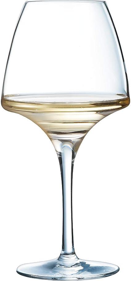 Chef & Sommelier Open Up Pro Tasting copa para vino 320ml, sin la marca de llenado, 6 Copas
