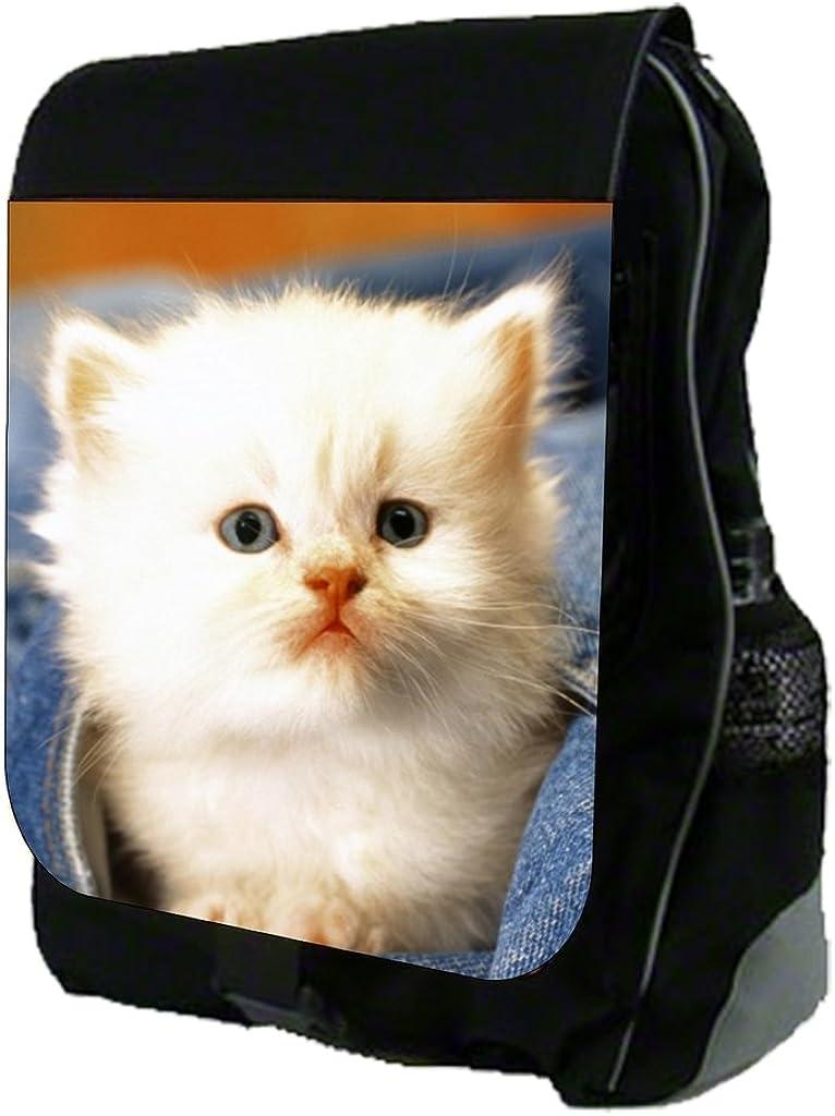 Little White Kitty TM School Backpack