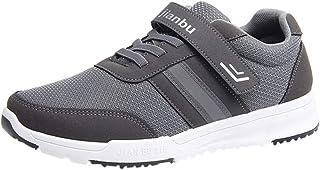 HCFKJ Scarpe Sportive Sneaker Scarpe Sportive da Uomo in Mesh Traspirante da Uomo in Esecuzione Sportiva Traspirante