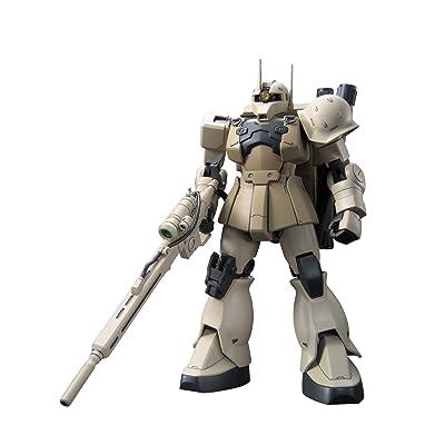 Bandai Hobby #137 Zaku 1 Sniper (Yonem Kirks Custom) Bandai HGUC Action Figure: Toys & Games