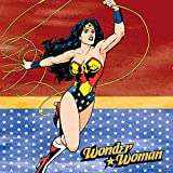 Wonder Woman PS4 Controller Skin - Wonder Woman Ready to Fight | DC Comics & Skinit Skin