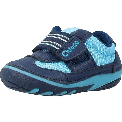 01052454 Chaussures Bleu Enfant 18 Chicco TmAtiM5LL1