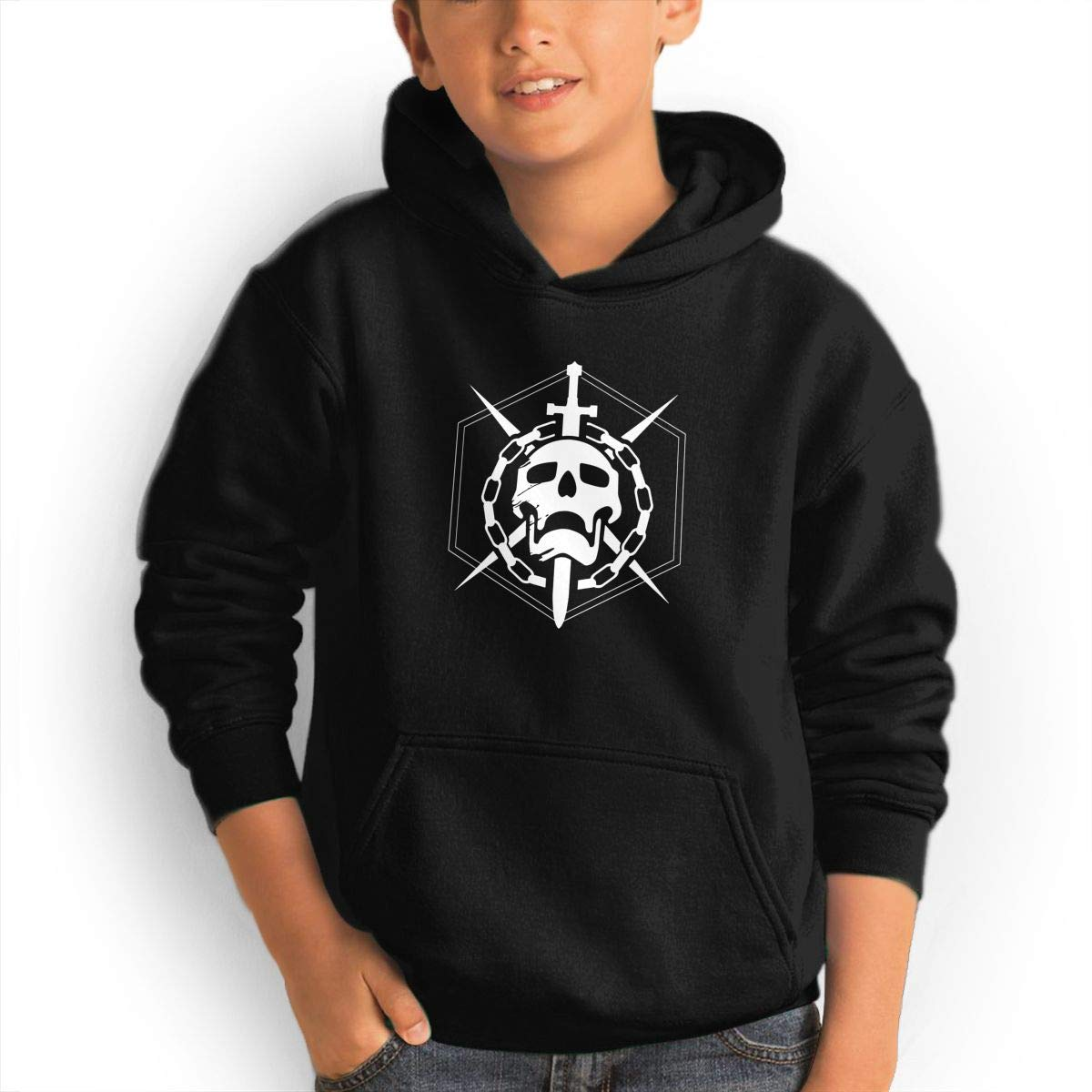 Teen S Destiny Game Raid Logo Hooded Cool Aesthetic Pullover For B Shirts