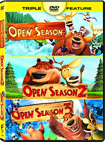 Open Season Dvd Triple Feature