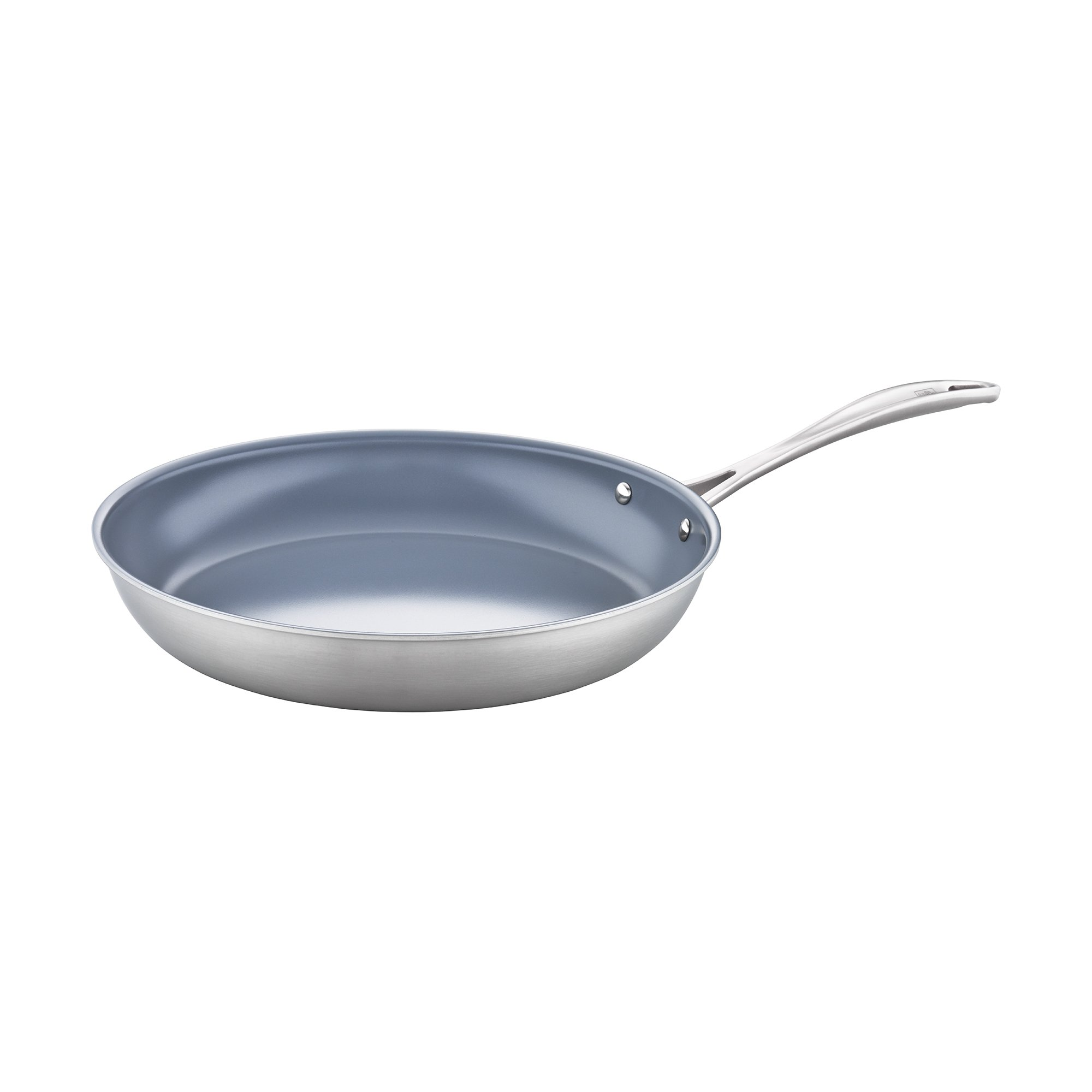 ZWILLING Spirit 3-ply 12'' Stainless Steel Ceramic Nonstick Fry Pan