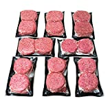 Angus Wagyu Ground Beef Patties By Nebraska Star