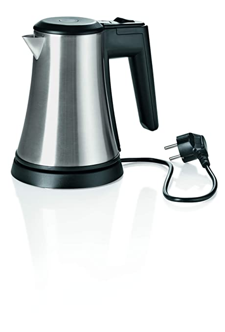 Wasserkocher Kocher Edelstahl Edelstahlwasserkocher 2 Tassen 05