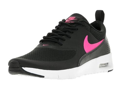 nike thea air max damen schwarz pink sportschuhe Kostenloser