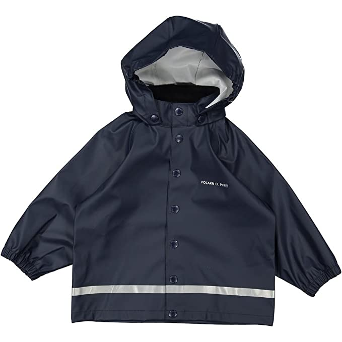 Amazon.com: Polarn O. Pyret chamarra de lluvia Classic (bebé ...