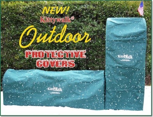 Outdoor Protective Cover For Penthouse - Green (Penthouse Condo)