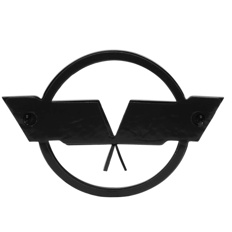 Trim Parts 5975 Front Emblem 1982 Collector/'s Edition Corvette