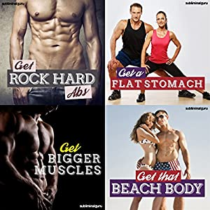 Body Building Subliminal Messages Bundle Audiobook