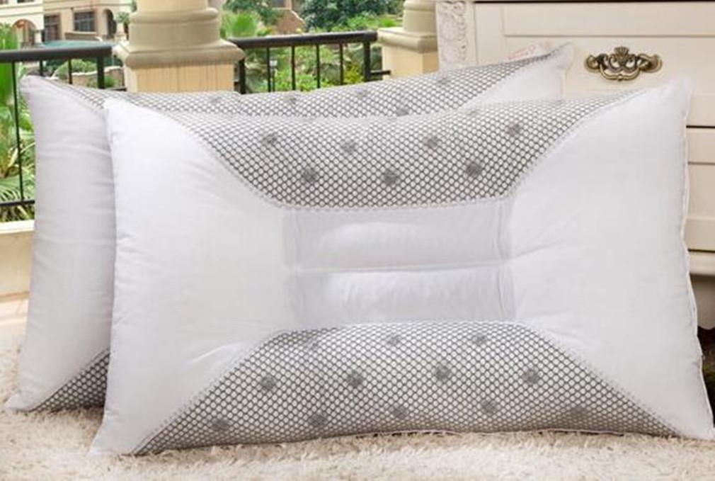 XIAOMEIXI Rettangolo Cassia terapia magnetica cuscino sollievo dal dolore confortevole lavabile migliore per dolore al collo e mal di testa Bed traspirante