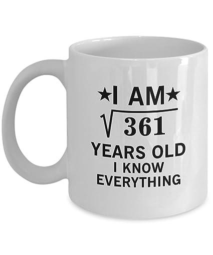 Math Coffee Mug 11 OZ